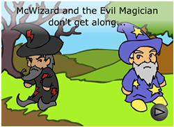save-the-wizard