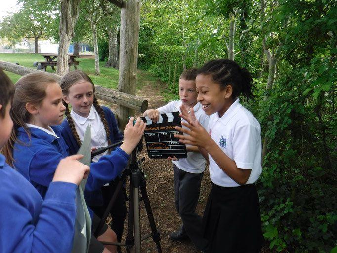 Filming-habitats
