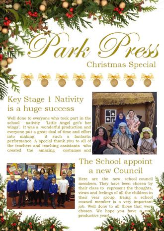park-press-christmas 2014