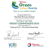 Green School Award